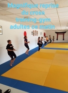 Cross Training - Ecole d'Arts martiaux